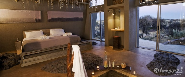 Windhoek, Namibia, Namibia Wildlife Sanctuary Luxury Lodge