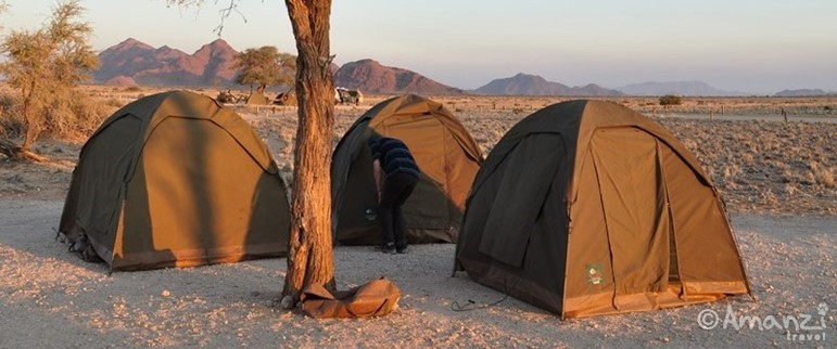 Nairobi to Cape Town , Great African Trek 56 Day (Southbound)