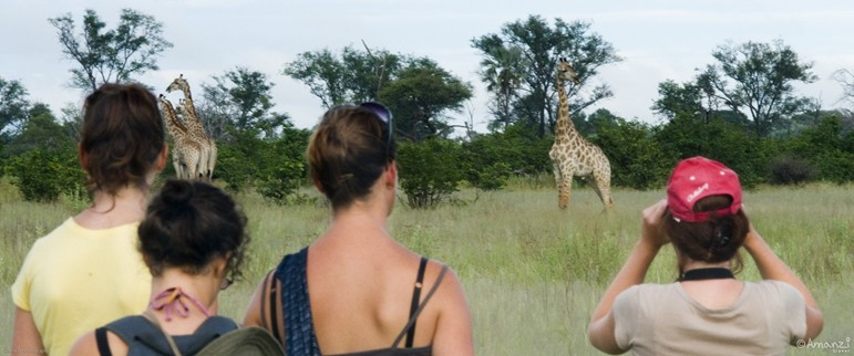Johannesburg to Nairobi, Northern Trek 46 Day