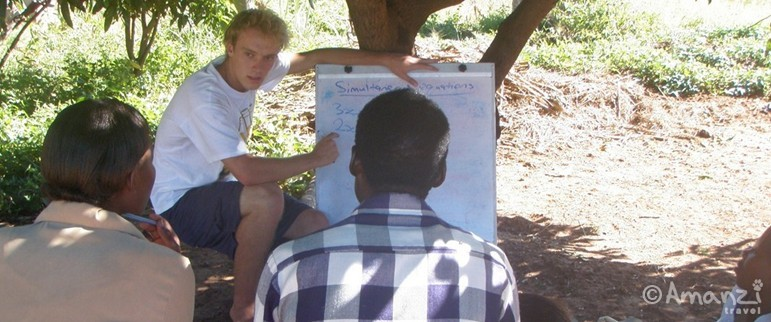 Livingstone, Zambia , Zambia Teaching Volunteer