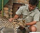 Hoedspruit, South Africa, Big Cat and Endangered Wildlife Centre