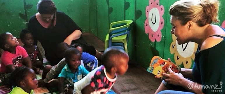 Cape Town South Africa, Cape Town Orphaned and Vulnerable Children Volunteer