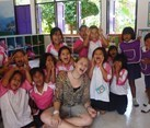 North of Phuket, Thailand, West Coast Rural Thai School
