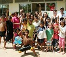 North of Phuket, Thailand, West Coast Thai Orphange