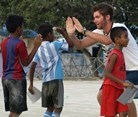 Naifaru Island, Maldives, Maldives Sports Coaching Volunteer