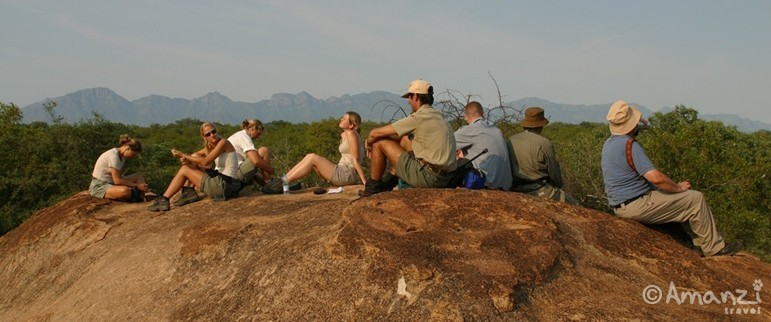 Kruger National Park and Reserves in South Africa and Botswana , Professional Field Guide - 1 Year