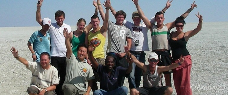 Nairobi to Cape Town , Great African Trek 57 Day (Southbound)