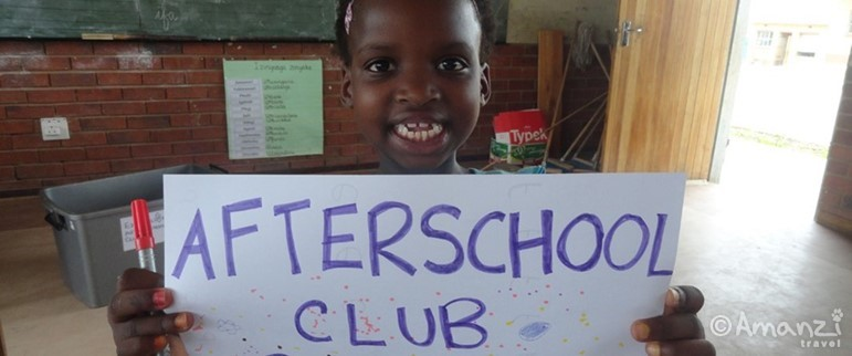 St Lucia, South Africa , St Lucia Vulnerable Child and Community Support Project