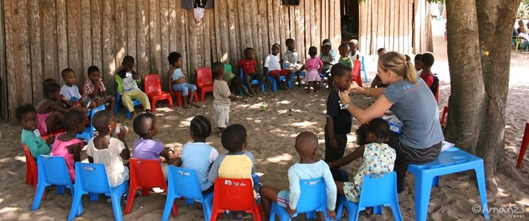 St Lucia, South Africa , St Lucia Orphan Care and HIV Education Volunteer