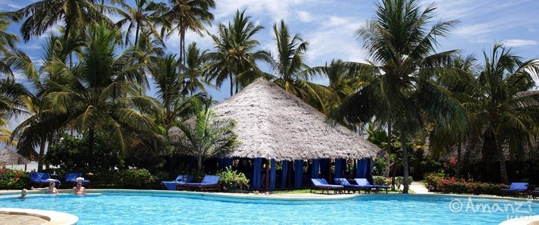 Zanzibar, Tanzania, Breezes Beach Club and Spa