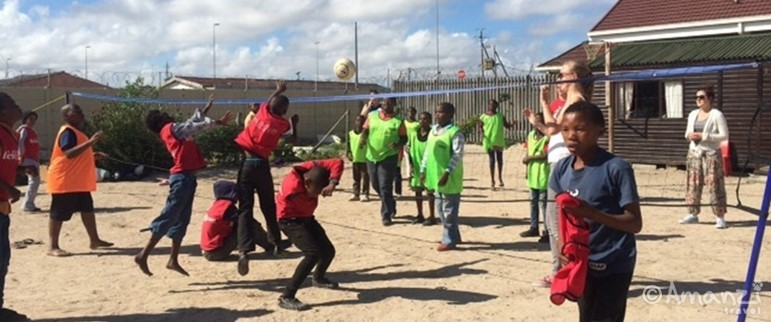 Cape Town, Cape Town Sports Coaching and Development Volunteer