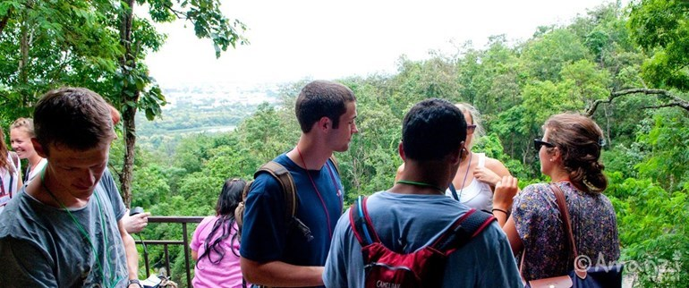 Chaing Mai, Thailand, Chiang Mai English Teaching Volunteer