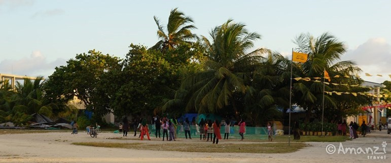 Naifaru and Surrounding Islands, Maldives, Maldives Teaching Assistant
