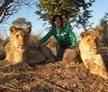 Lion Conservation Volunteer
